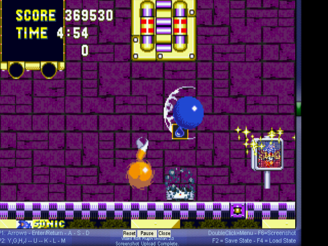 Sonic the Hedgehog 3 - Misc lol - :o - User Screenshot
